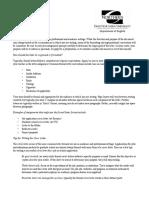 Formal Letter Wc Handout Final