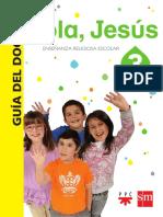 HOLA JESÚS - 3º - Profesor