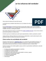 COMERCIAL - 20 KPI Para Evaluar Los Esfuerzos Del Vendedor - 23.03.2017