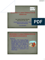 03. Metodología Para La Caracterización de Residuos