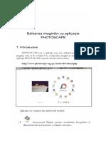 Editarea imaginilor cu aplicaţia Picasa 3.docx