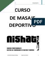 Apuntes Masaje Deportivo Definitivo