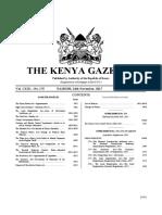 The Kenya Gazette Vol.cxix-no_.175