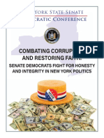 COMBATING CORRUPTION AND RESTORING FAITH