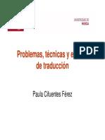Problemas+técnicas+y+errores+de+traducción