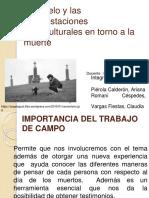 Piérola Romaní Vargas - Celebración del día de los muertos