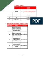 3G Data Plans