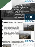 Ríos Ubillús Samaniego Portocarrero - El duelo y la muerte