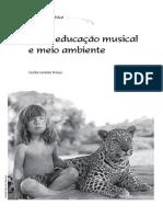 Cecilia Cavalieri França Musica e Meio Ambiente