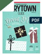 Richmond magazine's Carytown Guide Winter 2017