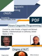NLP Report