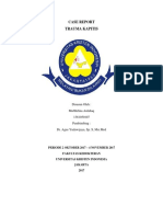 Case Report Trauma Kapitis