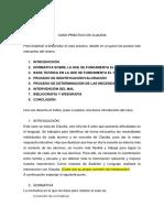 CASO PRÁCTICO DE CLAUDIA RESUELTO