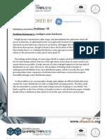 IDP GE Problem Statement 2