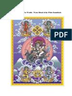 White Dzambhala-Powerful Practice for Wealth