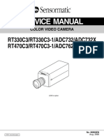 JVC TK-C720U Schematics Service Manual