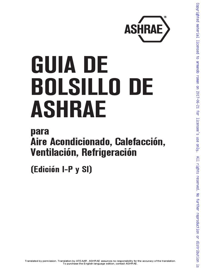 GUIA DE BOLSILLO ASHRAE  f08fc5d012df