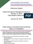 Read preliminary FCC report