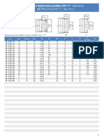 Timing Belt Pulleys Type t Enc