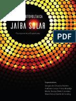 Usina Fotovoltaica Jaiba Solar - Planejamento e Engenharia