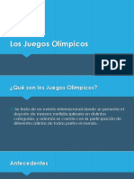 Olimpiadas - Ppt Revision Final - Rox