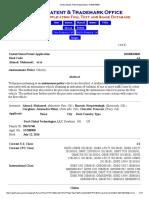 Patente del auto robótico
