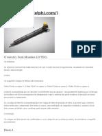 Injetor Common Rail - Como Fazer _ Delphi