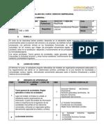 Wa Dere Derecho Empresarial 2016