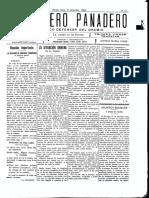 El Obrero Panadero1899 1900