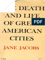 Jane Jacobs - Death and Life of Great American Cities