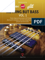 Premier Guitar - Nothing but Bass Vol 1 2018