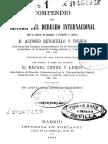 Compendio de Historia Del Derecho Internacional