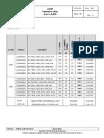 000 L1000 Parâmetros Excel e Ex800