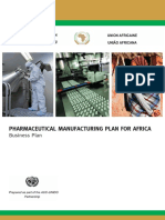 Pharmaceutical Business Plan Africa