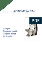 Phenomena Flow MRI - UNAIR 2015