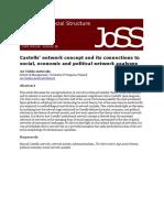 ANTTIROIKO_2015_Castells Network Concept & Network Analyses_JSS