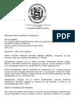 Seguridad Judicial - Dcho Defensa - Debido Proceso y Otros Dchos - Tsj_regiones_decision_7