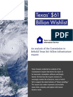 Rebuild Texas 61 Billion Request--Report FINAL