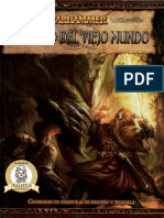 Warhammer Fantasy RPG - Bestiario Del Viejo Mundo