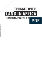 Struggle Over Land in Africa