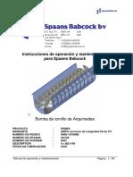 Instrucciones de Operacion - PEMEX 26039