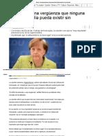 Merkel_ _Es Una Vergüenza Que Ninguna Institución Judía Pueda Existir Sin Protección