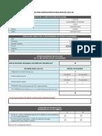 Formulario de Verificación de Bicicletas