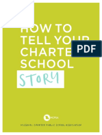 How to Tell Your Charter School Story