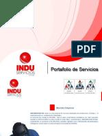 Presentación de Servicios Induservicios IM