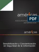 Presentación Sensibilización Seguridad Información Américas Bps 2014