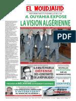 Journal Elmoudjahid Du 29.01.2018