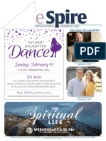 The Spire Newsletter, January 23, 2018