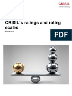 CRISILs Ratings and Rating Scales