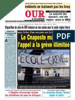 Journal Le Jour d Algerie Du 30.01.2018